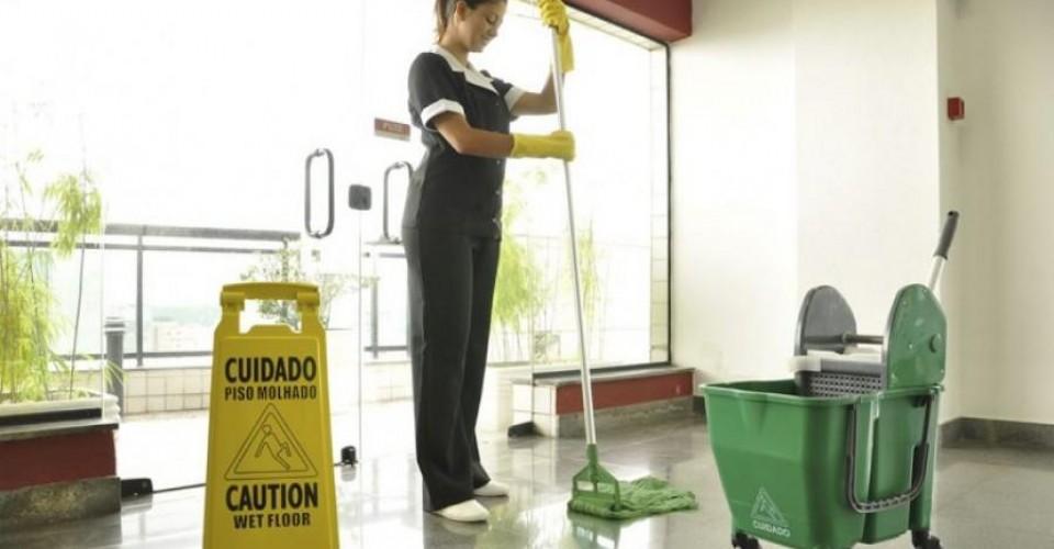 5 dicas na hora de terceirizar a limpeza de sua empresa